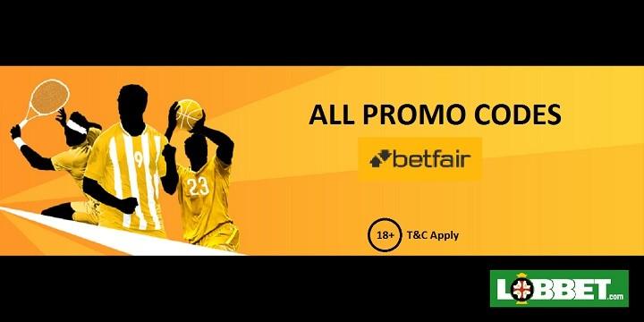 Betfair … Все промокоды и бонус коды на Betfair 2020 года