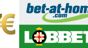 + 7€ from Bet-at-home & Lobbet.com