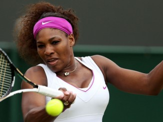 Tennis - Wimbledon - All England Lawn Tennis & Croquet Club, Wimbledon, England - 2/7/12 Women's Singles - USA's Serena Williams in action during her fourth round match Mandatory Credit: Action Images / Paul Childs Livepic