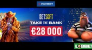 FAVBET … Take the Bank